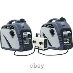 Pulsar G2319n 2300 Watt Générateur D'onduleur D'essence Portable Ultra Silencieux Nouveau
