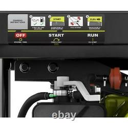 Ryobi 4000 Watt Numérique Inverter Générateur Ryi4022x Gratuit Pour Navires Porto Rico