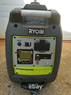 Ryobi Ryi2300bta Générateur D'onduleur Bluetooth Alimenté Par L'essence 2300-watt