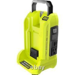 Ryobi Ryi300bg Générateur D'onduleur Alimenté À La Batterie De 300watt 40volt, Neuf, De Détail