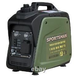Sportman 1000 Surge Watts Essence Portable Inverter Certifié Rénové