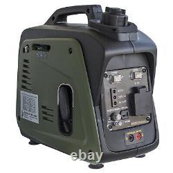 Sportman 1000-watt Super Silencieux Portable Générateur D'inverseur De Gaz À La Maison Rv