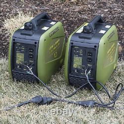 Sportsman 2200 Watt Onduleur Générateur Carb Approuvé