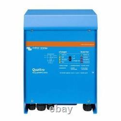 Victron Energy Quattro 48v 5000watt Chargeur D'onduleur De Puissance Qua485021100
