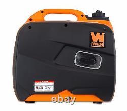 Wen 56200i 79.7cc Générateur D'onduleur Portatif À Gaz, 2000 Watts
