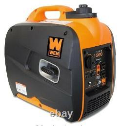 Wen 56200i Super Quiet 2000-watt Générateur D'onduleur Portable, Conforme Carb