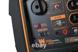 Wen 56225i Générateur D'onduleur Portatif De 2250 Watts (navires À Porto Rico)