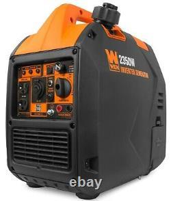 Wen 56235i Générateur D'onduleur Portatif De 2350 Watts (navires À Puerto Rico)