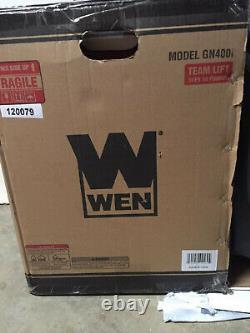 Wen Gn400i Rv-ready 4000-watt Générateur D'onduleur À Cadre Ouvert, Nouveau En Box Seled