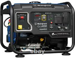 Westinghouse Générateur D'onduleur Portatif Igen 4200/3500-watt Rv Tt-30r Outlet