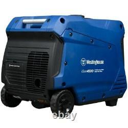 Westinghouse Igen4500 3 700 Watt Electric Start Générateur D'inverseur Portable