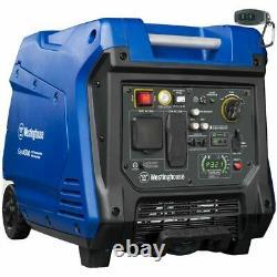 Westinghouse Igen4500 Watt 3.700 Démarreur Électrique Portable Onduleur Générateur