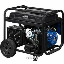 Westinghouse Wgen9500 9500 Watt Electric Start Générateur Portable Avec Gfci P