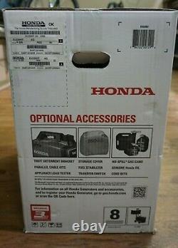 (ri4) Honda 2200-watt Générateur D'onduleur À Essence Eu2200i